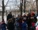 В субботу 25 февраля на территории нашего храма прошел праздник масленицы.
