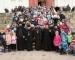 Детская литургия в Николо-Угрешской обители на праздник Собора Пресвятой Богородицы