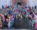 Детская литургия в Светлую субботу в Николо-Угрешском монастыре