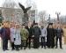 8 декабря прошла церемония открытия памятника павшим и живым героям локальных войн
