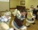 20 декабря воспитанники воскресной школы приняли участие в творческом вечере литературного объединения