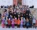 8 января - детская литургия в Николо-Угрешском монастыре