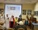 19 января ученики воскресной школы выступили на вечере в литературно-музыкальной гостиной литобъединения «Угреша»