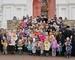 8 января состоялась детская литургия в Николо-Угрешском монастыре