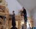 На Страстной седмице была проведена генеральная уборка храма и территории