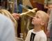 Молебен перед учением состоялся в нашем храме 31 августа